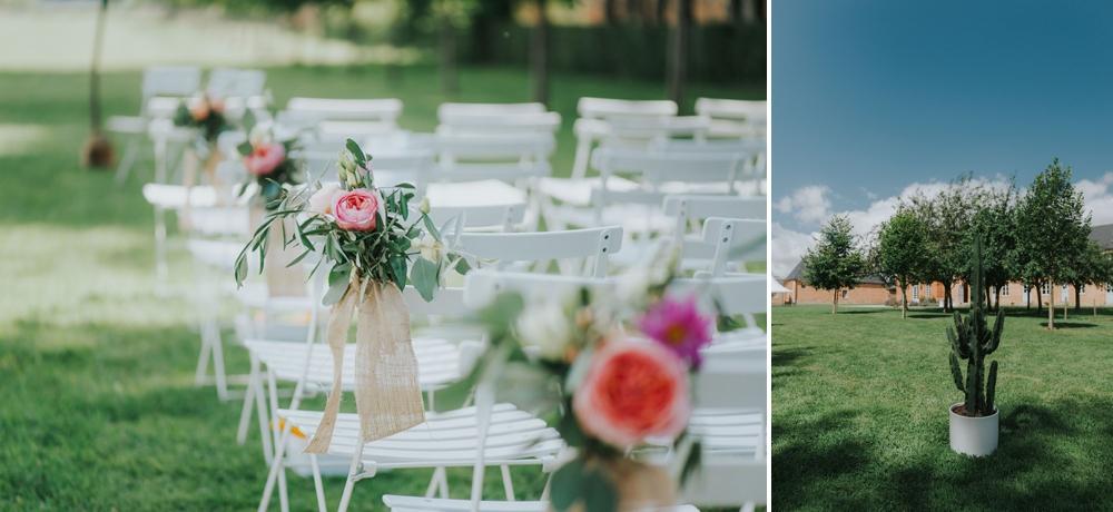 mariage alternatif lac fun et cool morgny la pommeraye en normandie - Mariage Laic