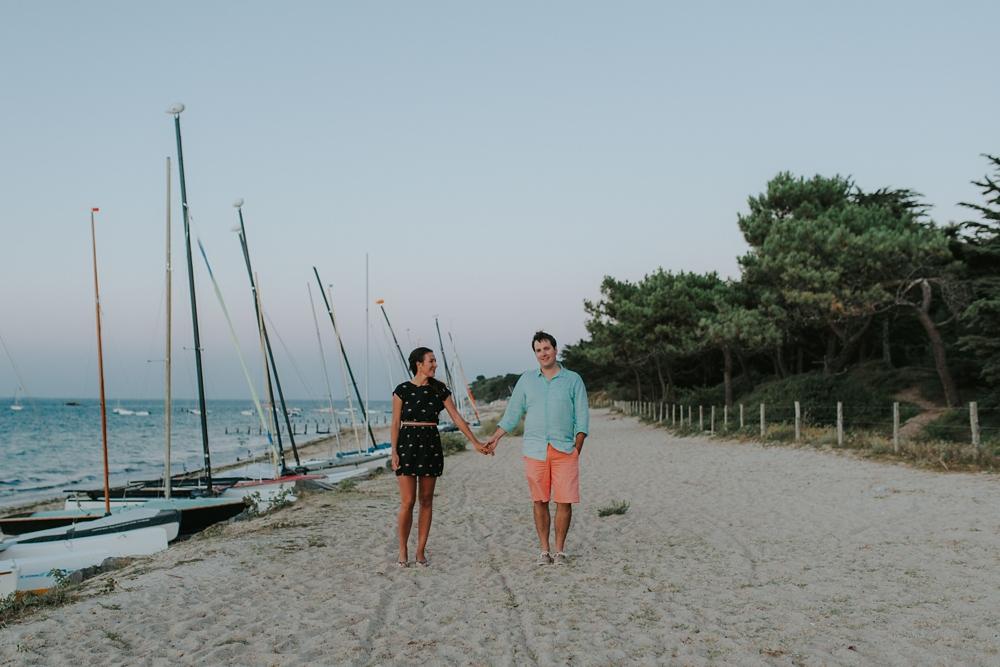 Se marier sur une ïle : beloved à Noirmoutier, Vendée par Emmanuelle Auzou photographe