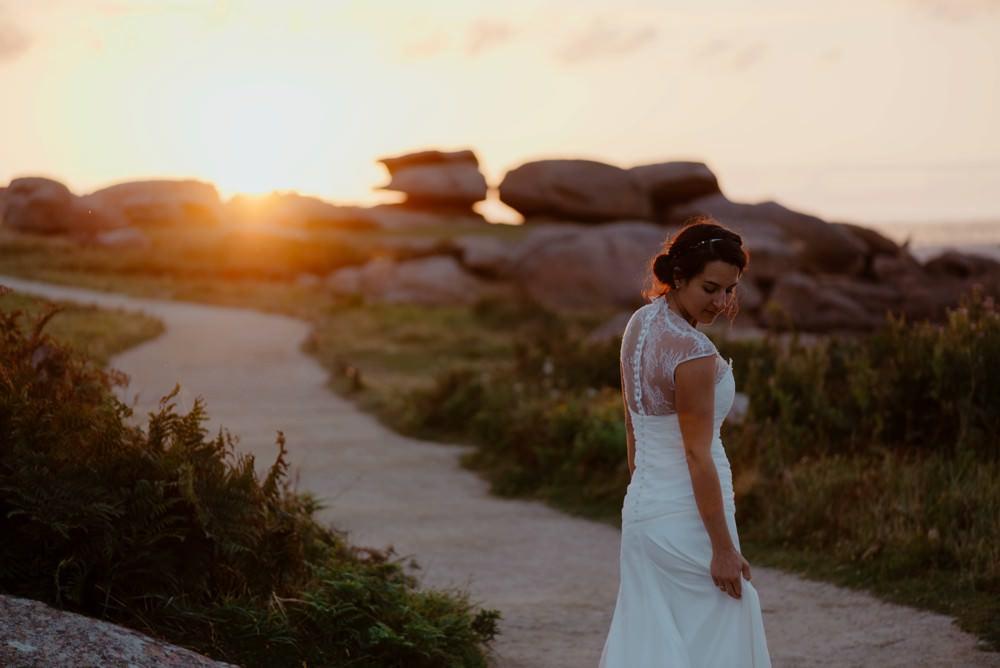 Photographe et vidéaste de mariage en Bretagne - Côte d'Armor - Morbihan - Finistère - Perros-Guirec - Rennes - Vannes - Brest
