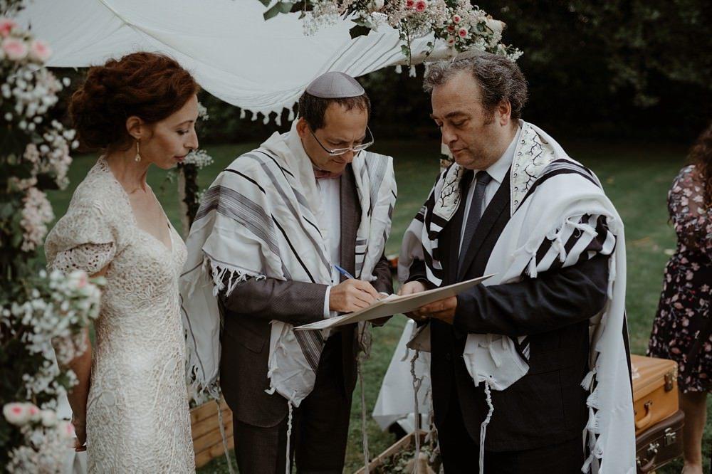Mariage Juif Château de Prémesques Emmanuelle Auzou Photographe