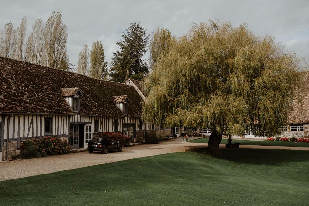 Grange de Bourgoult dans l'Eure en Normandie par Emmanuelle Auzou Photographe de Mariage